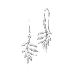 Øreringe i sølv fra Julie Sandlau